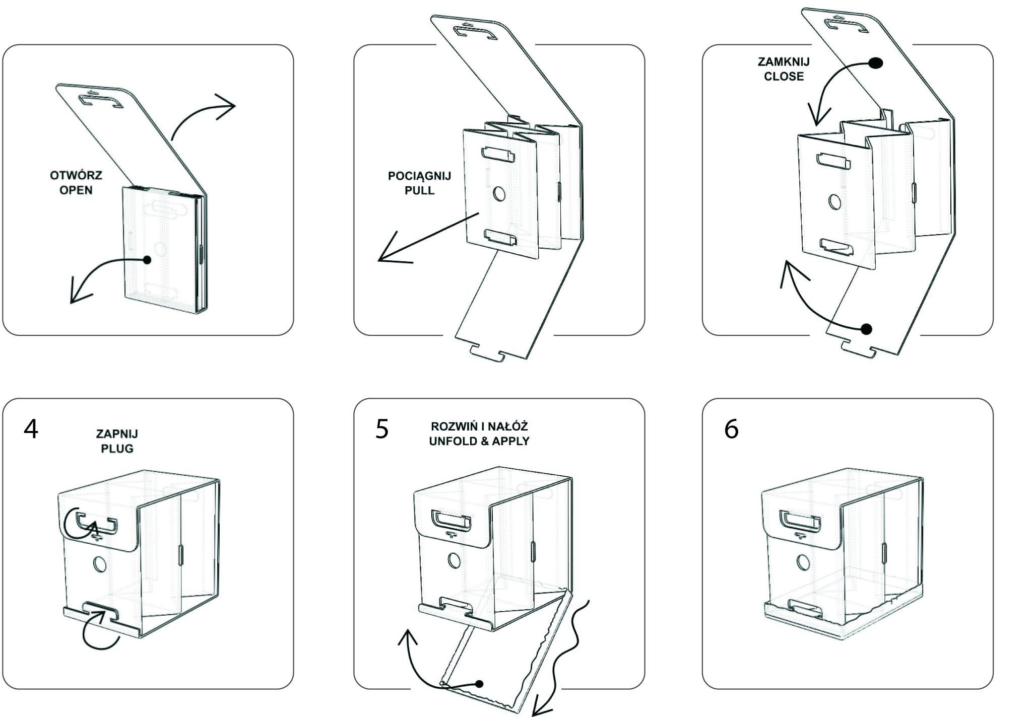 Instrukcja do Sit Boxa